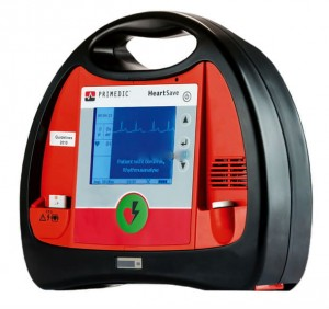 Primedic HeartSave AED-M / AED-M AkuPak - defibrylator AED