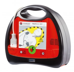 HeartSave AED 6 lat bateria + program