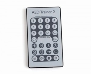 Pilot zdalnego sterowania do AED Trainer 2 Laerdal